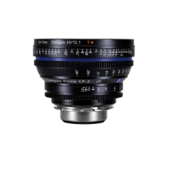 Zeiss Compact Prime CP.2 25mm/T2.9 E Metre