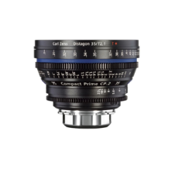 Zeiss Compact Prime CP.2 35mm/T2.1 E Metre