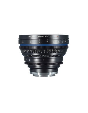 Zeiss Compact Prime CP.2 85mm/T2.1 E Metre