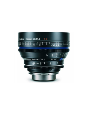 Zeiss Compact Prime CP.2 35mm/T1.5 PL Feet