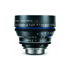 Zeiss Compact Prime CP.2 35mm/T1.5 E Metre