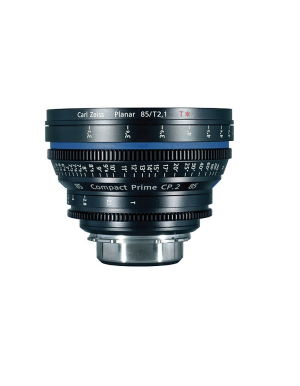 Zeiss Compact Prime CP.2 85mm/T1.5 E Metre