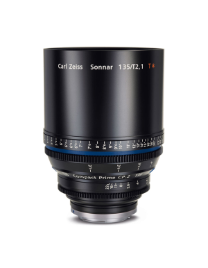 Zeiss Compact Prime CP.2 135mm/T2.1 PL Feet