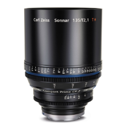 Zeiss Compact Prime CP.2 135mm/T2.1 EF Feet