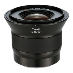 Zeiss Touit 12mm f/2.8 for Sony E-Mount