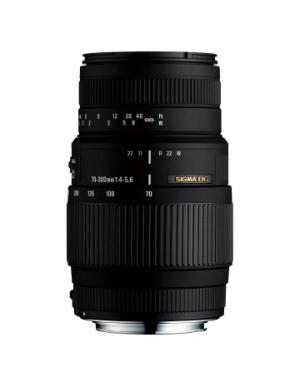 Sigma 70-300mm f/4-5.6 DG Macro for Canon