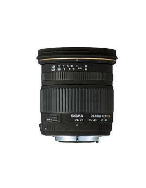 Sigma 24-60mm f/2.8 Ex DG for Pentax