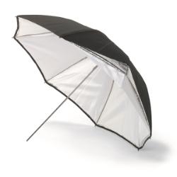 RedWing Umbrella 115cm Silver / White
