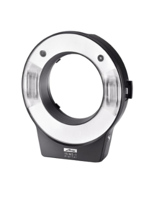 Metz Mecablitz 15 MS-1 Macro Ringlight Digital Flash Kit