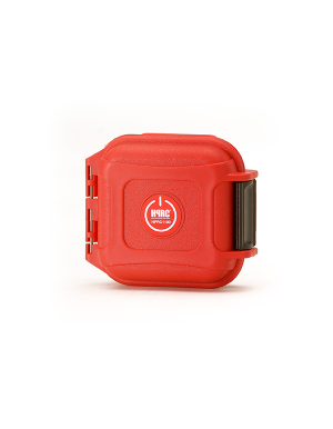 HPRC 1100 - Memory Card Case Empty (Red)