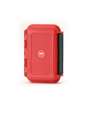 HPRC 1300 - Memory Case Empty (Red)