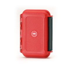 HPRC 1300 - Memory Case (Red)