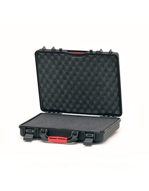 HPRC 2580 - Hard Case with Cubed Foam (Black)