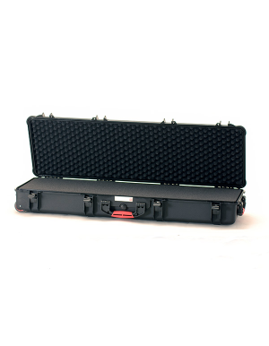 HPRC 5400W - Wheeled Hard Case with Cubed Foam (Black)