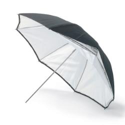 Bowens Umbrella 115cm Silver / White