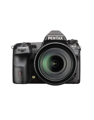 Pentax K-3 II DSLR + Pentax 16-85mm WR Lens **