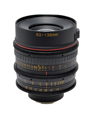 Tokina Cinema 50-135mm T3 FX for Canon EF Mount