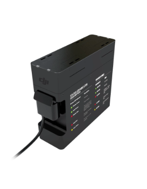 DJI Inspire 1 PT55 - 4 Bay Battery Charging Hub