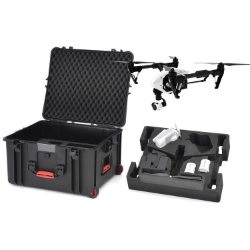 HPRC 2730W-01 - Wheeled Hard Case for DJI Inspire 1 v1**
