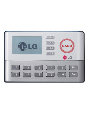 LGE ACCESS CONTROL PAD CARD **
