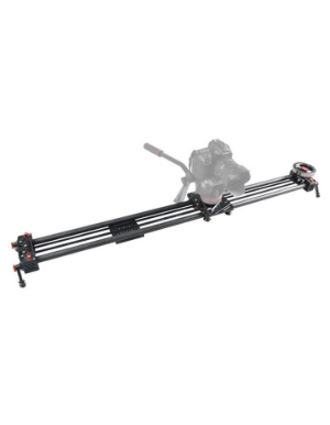 iFootage Shark Slider S1 Bundl includes 2x CF extension rods extends to 1350mm length