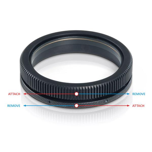 Zeiss ND Lensgear Large (including ND GumGum)