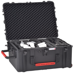 HPRC 2780W-01 - Wheeled Hard Case for DJI Inspire 1 v2/Pro (Landing)