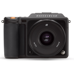 Hasselblad X1D-50c 4116 Edition Includes 45mm Lens in Gift Box (Black body)