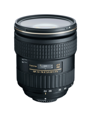 Tokina 24-70mm f/2.8 PRO FX for Nikon
