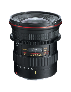 Tokina 11-16mm f/2.8 V for Canon