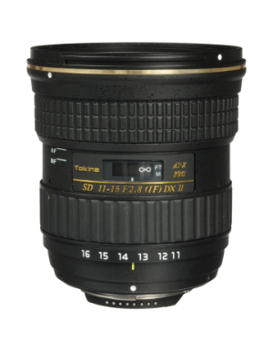 Tokina 11-16mm f/2.8 PRO DX II for Nikon