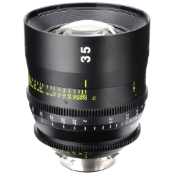 Tokina Cinema 35mm T1.5 Lens for PL Mount
