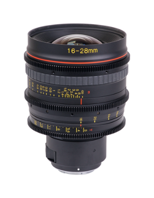 Tokina Cinema 16-28mm T3 Lens for Sony E-Mount