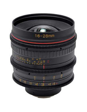 Tokina Cinema 16-28mm T3 FX Lens for Canon EF Mount