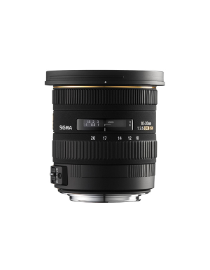 Sigma 10-20mm f/3.5 Ex DC** HSM for Canon + Sandisk 32GB Ultra Card