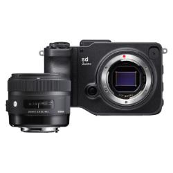 Sigma SD Quattro with 30mm f/1.4 DC Lens