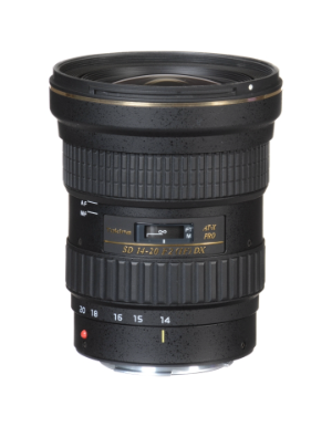 Tokina 14-20mm f/2 PRO DX for Canon