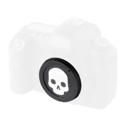 BlackRapid Skull Lenscap for Nikon