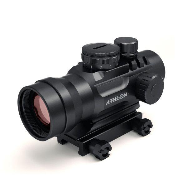 Athlon Midas BTR RD12 - 1x30 RedDot Sight (ARD12 Reticle)