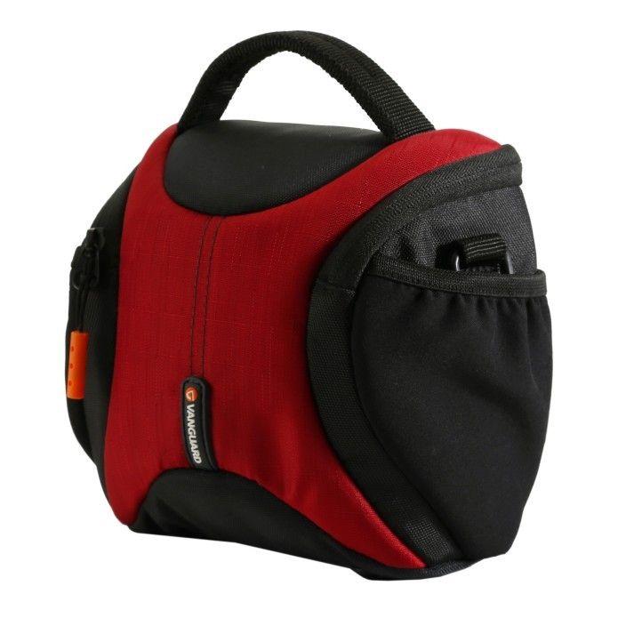 Vanguard Oslo 15 Shoulder Bag Burgundy/Black