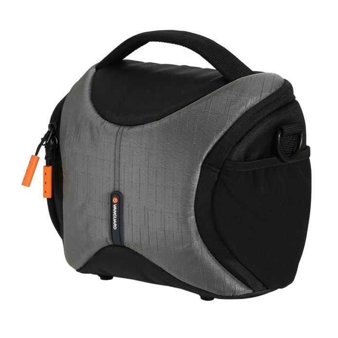 Vanguard Oslo 22 Shoulder Bag Grey/Black**