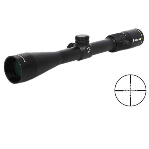 Vanguard Endeavor RS 3-9x40 (BDC Crosshair) Riflescope **