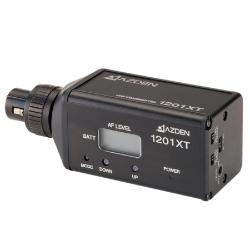 Azden 1201XT 1201 Series UHF Plug-In Transmitter