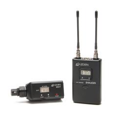 Azden 310XT UHF On-Camera Plug-In System 566.125-589.875 MHz Tx-Rx Kit