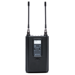 UHF On-Camera Dual Receiver 566.125-589.875 MHz