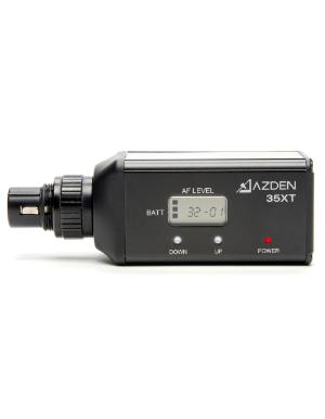 Azden 35XT 300 Series UHF Plug-In Transmitter