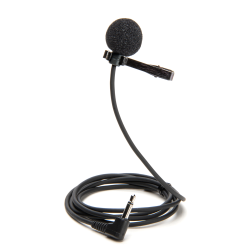 Azden EX-503 Omni-Directional Lapel Microphone 3.5mm for 15BT, 35BT and PRO