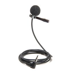 Azden EX-505U Uni-Directional Lapel Microphone 3.5mm for 15BT, 35BT and PRO