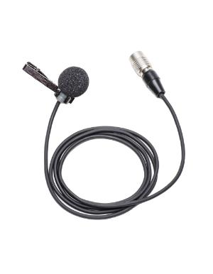 Azden EX-505UH Uni-Directional Lapel Microphone Hirose for 1201BT and 2000BT