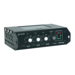 Azden FMX-32A 3-Channel Portable Microphone Mixer